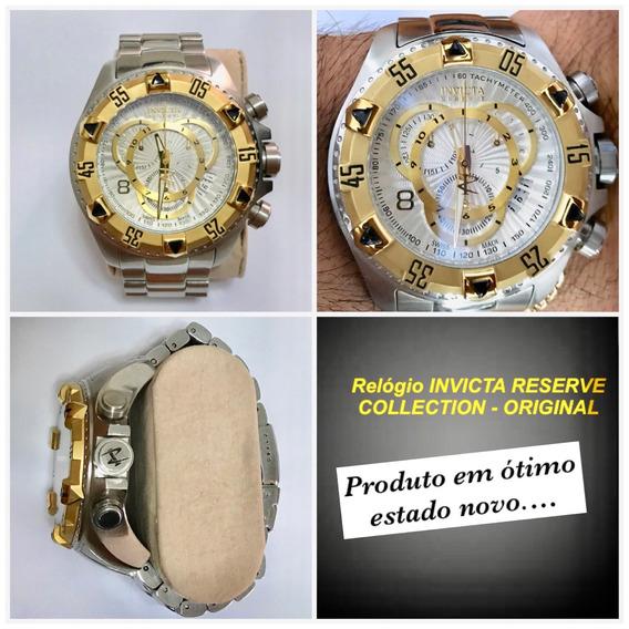 Relógio Invicta Original - Reserve Collection