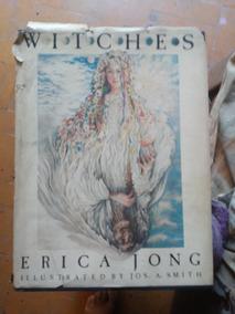 Livro De Ilustraçoes Witches Importado Lindo Anos 80/90