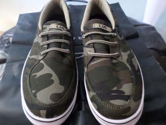 Zapatillas Under Armour 9 Usa Camuflada Nuevas Importadas Us
