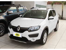 Sandero 1.6 Stepway 8v Flex 4p Manual 43000km