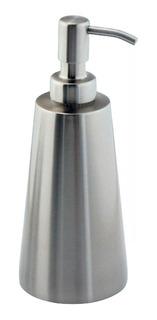 Dispenser Para Jabon Liquido Acero Inoxidable 400ml Baño