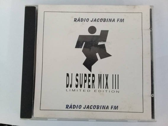 Dj Super Mix Iii , Limited Edition 1995 Cd Único No Mercado