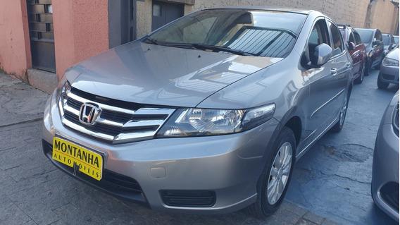 Honda City 1.5 Flex Automatico Ano 2013 Montanha Automoveis