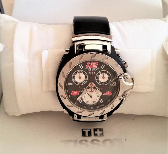 Relógio Tissot T Race Nascar Usado Acompanha Caixa Original