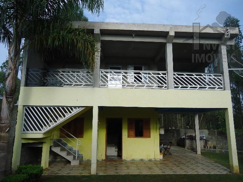 Cod - 5594 -  Casa Em Ibiúna - 5594