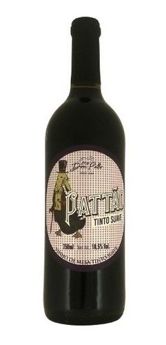 Imagem 1 de 1 de Vinho Tinto Suave Isabel/bordô 750ml - Don Patto
