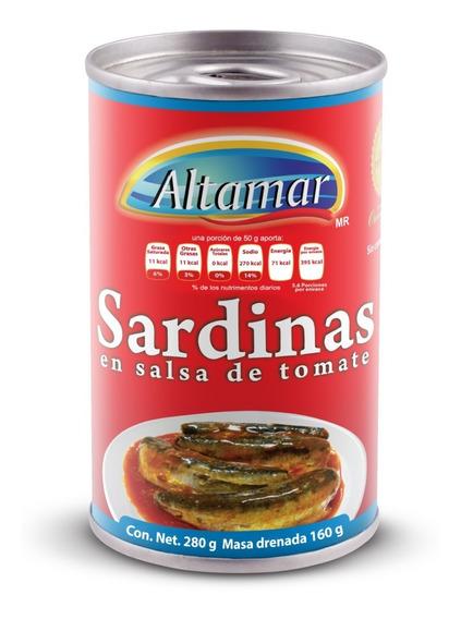 Sardina En Salsa De Tomate 280gr