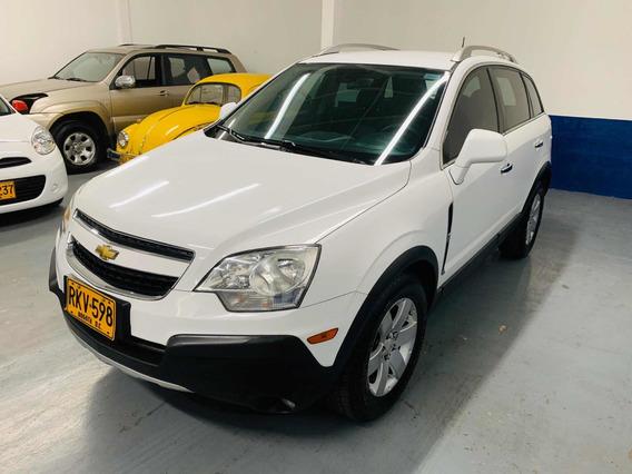Chevrolet Captiva Sport 2.4cc At