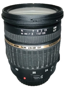 Lente P Canon Tamron 17-50mm F/2.8 Seminova Ld Xr Di Ii Af