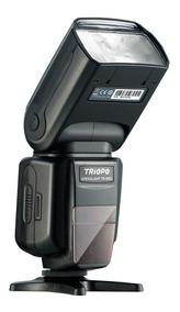 Flash Tr-982ii Para Canon 1/8000 Hss Modo De Flash Sem Fio