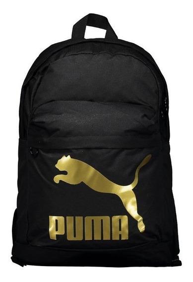 Mochila Puma Originals Preto Tamanho Único