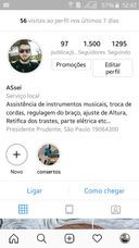 Técnico Luthier, Assei Assistênia De Instrumentos Musicais