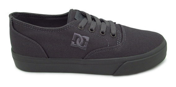 Tenis Dc Shoes Flash 2 Tx Mx Adys300417 Xsss Grey Gri Unisex