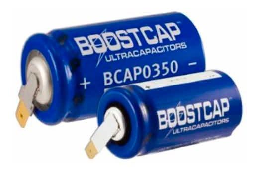 Super Capacitor Maxwell Boostcap 350f2.5v Semi Novo 28und