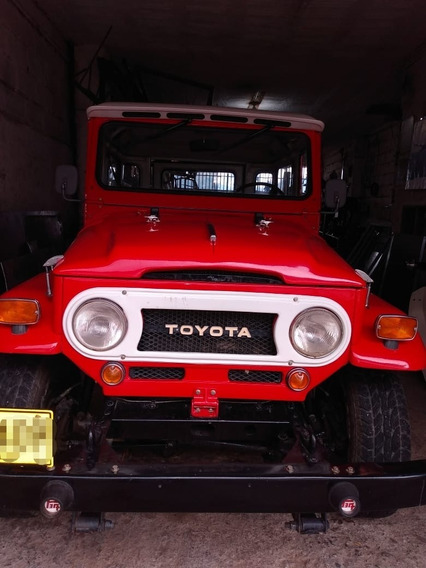 Toyota Fj Corto