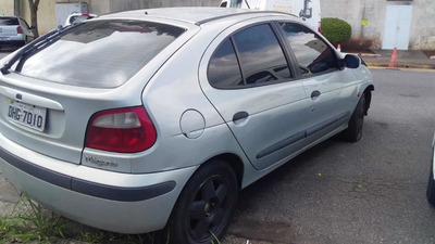 Renault Megane 1.6 Egeus 5p 2001