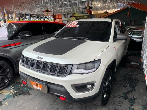 Jeep Compass Trailhawk 2.0 Turbo Diesel 2018 Autos Rr