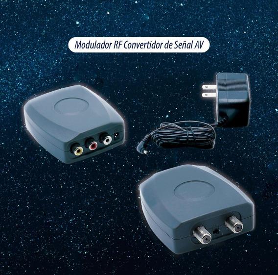 Modulador Universal Rf Para Rca