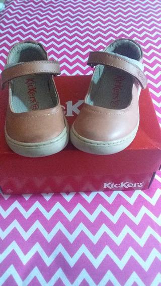 Zapatos Kickers Niña Talla 23