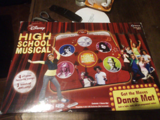 Set High School Musical, Alfombra Baile Y Piscina Barbie Hsm