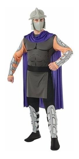 Disfraz Importad Destructor Tortuga Ninja Adulto Tall Xl 25v