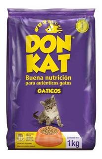 1 Bulto Donkat Gatitos X 7 Kg - Kg A $ - kg a $6986
