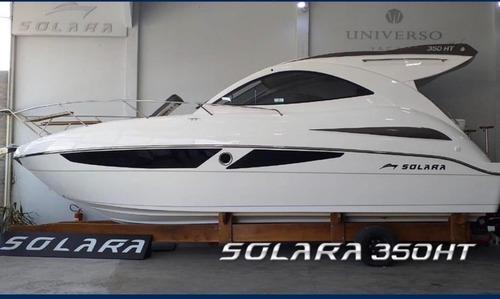 Lancha Solara Ht 350 Cota 1/4 Nova 0hrs