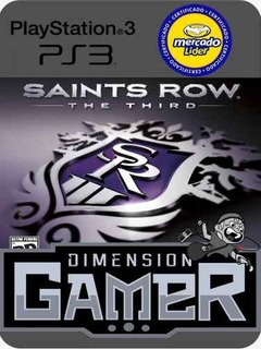 Saints Row The Third 8gb Ps3 Store