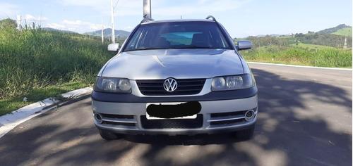 Imagem 1 de 5 de Volkswagen Parati 2005 1.6 Track & Field Total Flex 5p