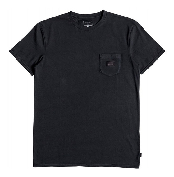 Quiksilver Remera M/c Hombre Highland Oze (ktao)