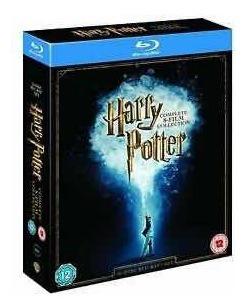 Harry Potter - Colección Completa - Blu-ray