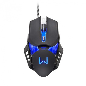 Mouse Warrior Mo267 Keon Gamer 3200dpi Preto