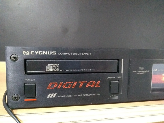 Cd Player Cygnus Cd 1800x