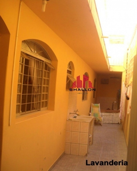 Casa Térrea Com 4 Dormitórios- Salto De Pirapora - Ca0080