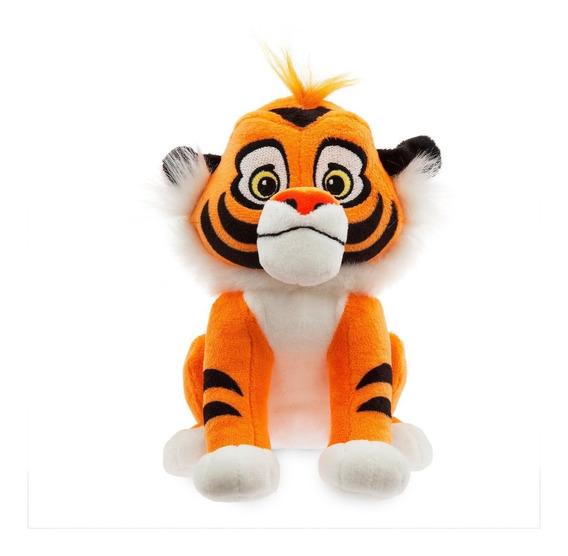 Pelucia Tigre Rajah Aladin Disney Original Raro Importado