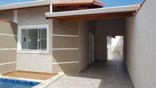 Casa A 500mts Mar Em Rua Asfaltada - Para Financiar