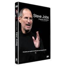 Steve Jobs: El Genio Visionario. Dvd Nuevecito Sellado