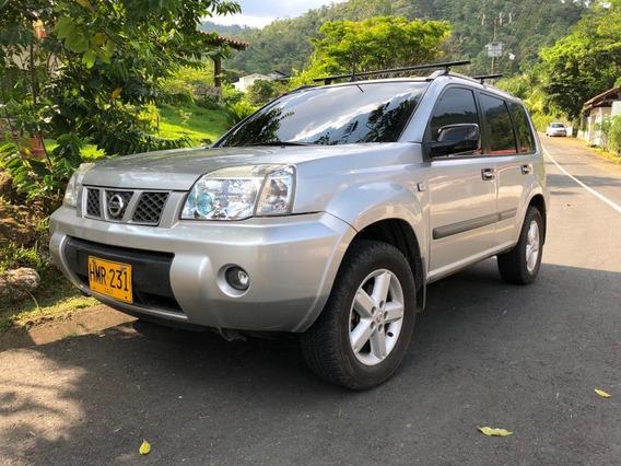 Nissan X Trail Diesel 4 X 4 2500 Cc Cuero