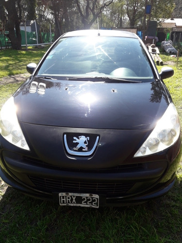 Imagen 1 de 7 de Peugeot 207 2008 1.4 Sedan Xr