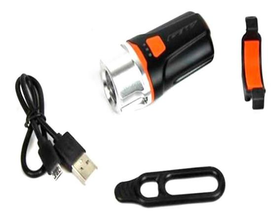 Linterna Bicicleta Delantera Gw Bc11 500 Lumens Mtb Luz