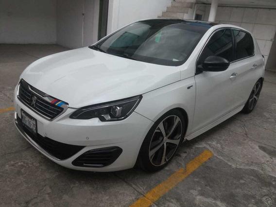 Peugeot 308 1.6 Gt Mt 2016