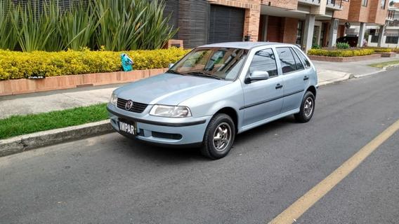 Volkswagen Gol Gol 1.8 5 Puertas 2002