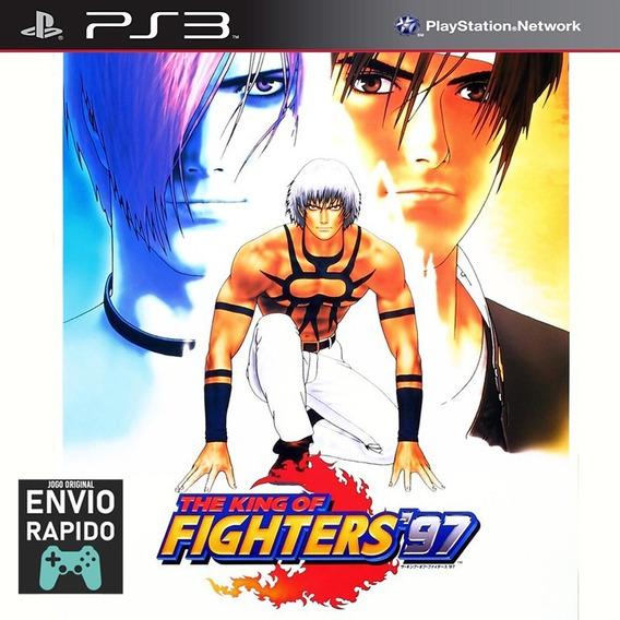 The King Of Fighters Kof 97 - Jogos Ps3