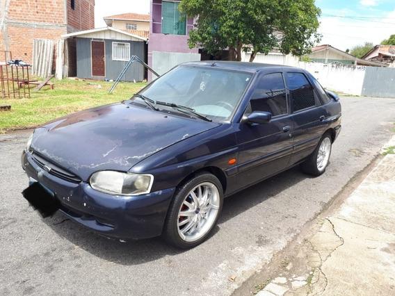 Ford Escort Glx 98 Completo R$ 6.000