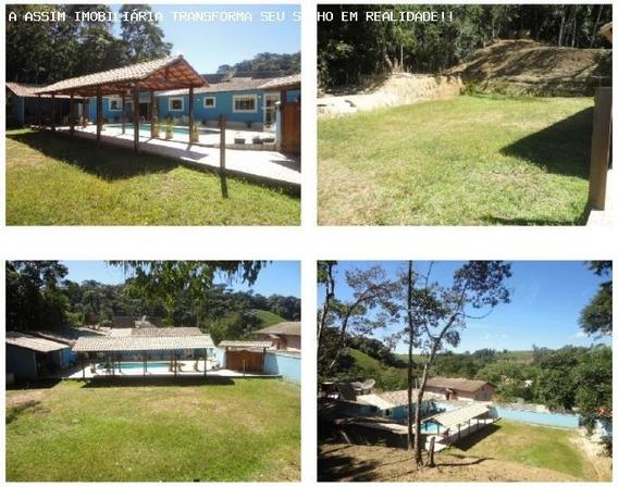 Chácara Para Venda Em Barra Do Piraí, Ipiabas, 2 Dormitórios, 1 Suíte, 3 Banheiros, 4 Vagas - R009_1-512247
