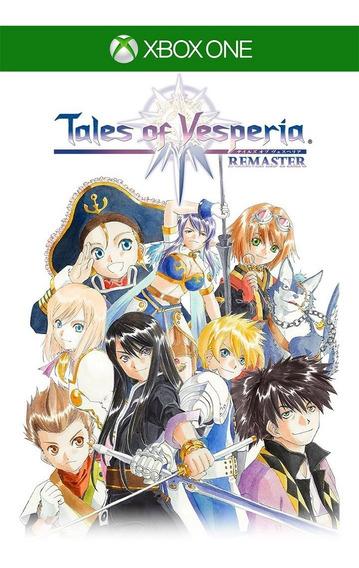 Tales Of Vesperia Definitive Xbox - 25 Díg (envio Rápido)