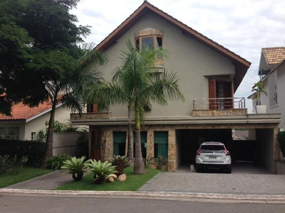 Casa Em Alphaville, Barueri/sp De 281m² 4 Quartos À Venda Por R$ 1.300.000,00 - Ca69646