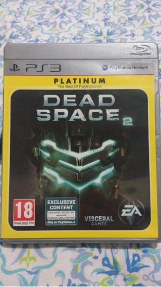 Dead Space 2(leia) - Mídia Física - Ps3