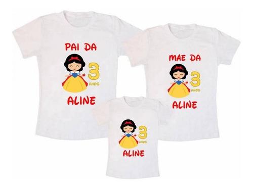 Imagem 1 de 5 de Camisetas De Sublimação Personalizadas