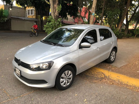 Volkswagen Gol Gl Aire 5 Vel 2014